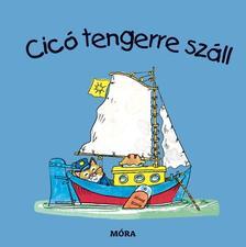 Richard Scarry - Cicó tengerre száll - pancsolókönyv