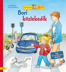 Liane Schneider - Bori közlekedik - Barátnőm, Bori