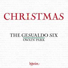 CHRSTMAS CD THE GESUALDO SIX