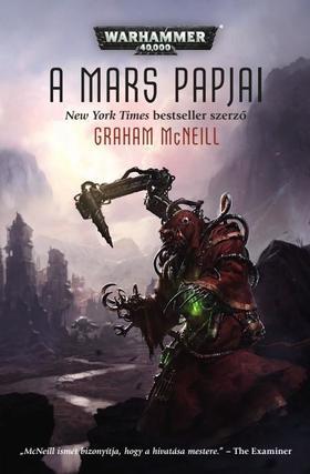 Graham McNeill - A Mars papjai