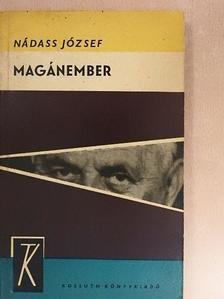 Nádass József - Magánember [antikvár]