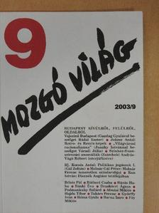 Almási Miklós - Mozgó Világ 2003. szeptember [antikvár]