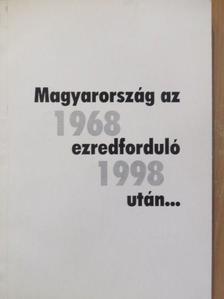 Agócs József - Magyarország az ezredforduló után... [antikvár]