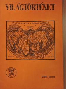 Forgács Zsuzsa - Világtörténet 1989. tavasz [antikvár]