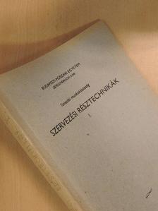 Bálint Sándor - Szervezési résztechnikák I. [antikvár]