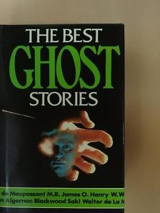 Edgar Allan Poe - The Best Ghost Stories [antikvár]