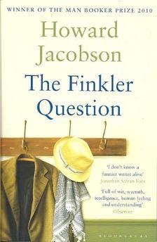 Howard Jacobson - The Finkler Question [antikvár]