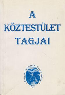 Tolnai Márton - A köztestület tagjai [antikvár]