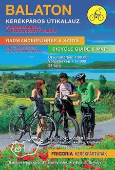 Balaton kerékpáros útikalauz - - 6. aktualizált kiadás