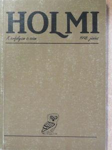 Angyalosi Gergely - Holmi 1998. június [antikvár]