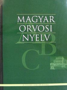 Berényi Mihály - Magyar Orvosi Nyelv 2009. december [antikvár]