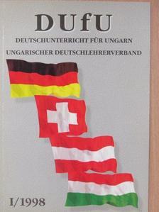 Ágel Vilmos - DUfU Deutschunterricht für Ungarn I/1998 [antikvár]