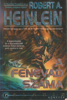 Robert A. Heinlein - A fenevad száma [antikvár]