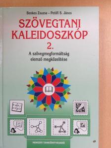 Benkes Zsuzsa - Szövegtani kaleidoszkóp 2. [antikvár]