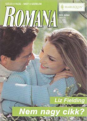 Liz Fielding - Nem nagy cikk? [antikvár]