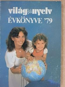 Claude Piron - Világ és nyelv évkönyve '79 [antikvár]