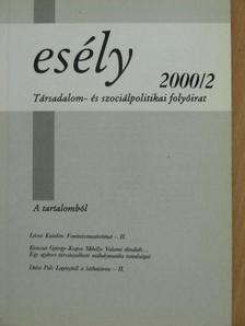 Báder József - Esély 2000/2 [antikvár]