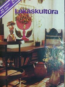 Komiszár Lajos - Lakáskultúra 1978. (nem teljes évfolyam) [antikvár]