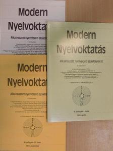 B. Nagy Ágnes - Modern Nyelvoktatás 2005/1-4. [antikvár]