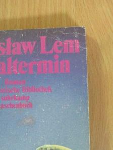Stanislaw Lem - Lokaltermin [antikvár]