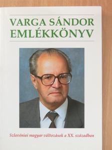 Dr. Arday Lajos - Varga Sándor emlékkönyv [antikvár]