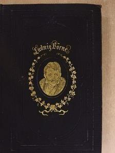 Ludwig Börne - Gesammelte Schriften von Ludwig Börne IX-X. (gótbetűs) [antikvár]
