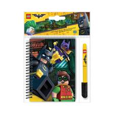 .- - LEGO Batman Napló zselés toll