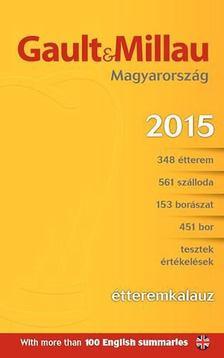 Gault&Millau Magyarország 2015 [antikvár]