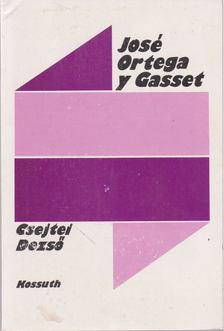 Csejtei Dezső - José Ortega y Gasset [antikvár]