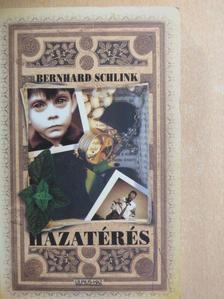 Bernhard Schlink - Hazatérés [antikvár]