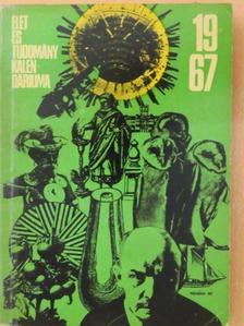 Dr. Futó József - Élet és Tudomány Kalendáriuma 1967 [antikvár]