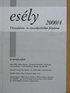 Céline Lemasson - Esély 2000/4 [antikvár]