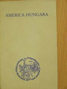 Kányádi Sándor - America Hungara [antikvár]
