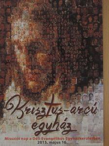 Krisztus-arcú egyház [antikvár]