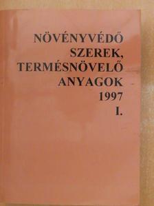 Dr. Erdős Gyula - Növényvédő szerek, termésnövelő anyagok 1997. I. [antikvár]