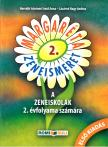 HORVÁTH - LÁZÁRNÉ - MARGARÉTA 2. ZENEISMERET A ZENEISKOLÁK 2. ÉVFOLYAMA SZÁMÁRA
