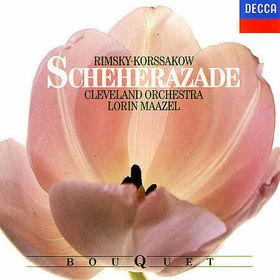 RIMSKY KORSAKOV - SCHEHERAZADE CD LORIN MAAZEL