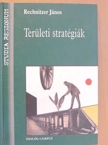 Rechnitzer János - Területi stratégiák [antikvár]