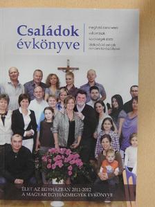 Gábor Adrienn - Élet az egyházban 2011-2012 [antikvár]