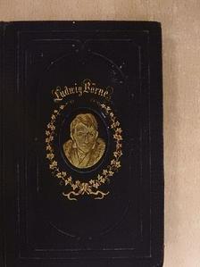 Ludwig Börne - Gesammelte Schriften von Ludwig Börne XI-XII. (gótbetűs) [antikvár]