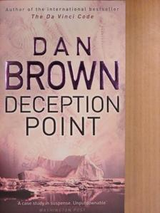 Dan Brown - Deception Point [antikvár]