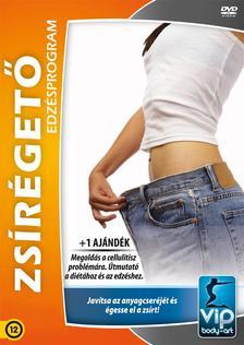 Zsírégető edzésprogram - DVD -