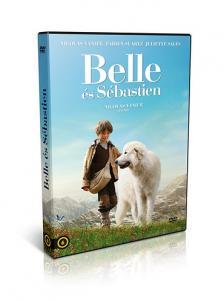 Nicolas Vanier - BELLE ÉS SÉBASTIEN DVD