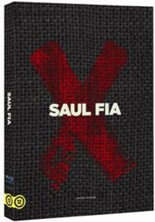 Saul fia (Blu-ray + 2 DVD)