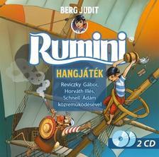 Berg Judit - Rumini - hangjáték