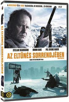 AZ ELTŰNÉS SORRENDJÉBEN - DVD