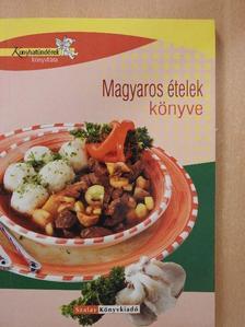 Géczi Zoltán - Magyaros ételek könyve [antikvár]