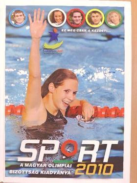 Ághassi Attila - Sport 2010 [antikvár]