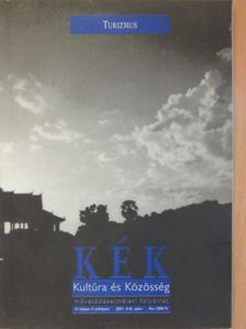 A. Gergely András - Kultúra és Közösség 2001/2-3. [antikvár]