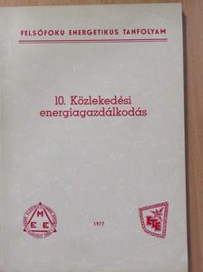 Dr. Bognár István - Közlekedési energiagazdálkodás [antikvár]